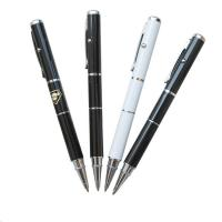 China Antimagnetic Aluminum Laser Stylus Pen Small And Exquisite Shock Resistance wholesale