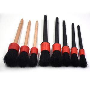 Fides Soft Hog Bristle Car Detailing Brushes Enough Length For Easily Exploring