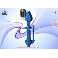 China SP Series Vertical Submerged Pump Energy Saving Vertical Slurry Pump For Electric Power on sale