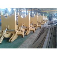 China CAT Yellow Three Shanks Multi Ripper Bucket with SGS / ISO Certificated wholesale