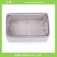 China 9.84x5.91x3.94inch Plastic Housing For Electronics wholesale