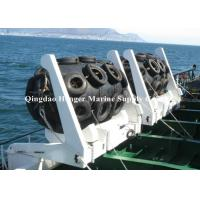 China Two Year Warranty High Reliability Inflatable Floating Rubber Fender with Fender Davit on Sale on sale