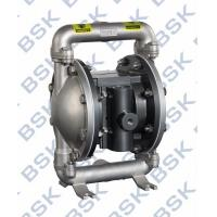 China Air Driven Stainless Steel 2 Diaphragm Pump Printing Ink Pumps wholesale