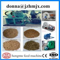 China Advanced and reliable perfect working wood chipping machine for sale wholesale