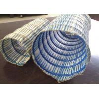 China Composite Flexible Permeable Hose Soft , Penetrated Permeable Pipe With Iron Wire wholesale