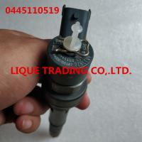 China BOSCH Common Rail Injector 0445110519 , 0 445 110 519 ,  0445 110 519 , A4000700187 , 4000700187 wholesale