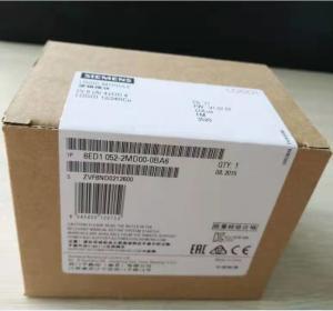 China Professional PLC Siemens Logo Modbus Communication 6ED1 052-2MD00-0BA6 on sale