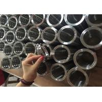 China Polished 6 Inch Stainless Steel Pipe Fittings For Food Industry 12.7-101.6MM wholesale
