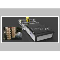 Buy cheap CNC Cutter Fabric Pattern Cutting Machine With Automatic Conveyor Material Delivery System from wholesalers