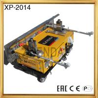 Quality Construction Equipment Pictures On Wall Concrete Plaster Machine Longth 1000cm for sale