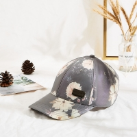 China Spring Mix Color Curved Outdoor Baseball Caps For Women wholesale