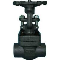 "China A105 1"" Cast Steel Gate Valve with Socket Weld ends to ASME B16.11 wholesale"
