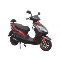 China Cool long range Adult Electric Motorcycle / scooters 1200W and 800 Watt wholesale