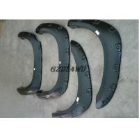 China Flat 4x4 Wheel Arch Flares , 07-13 Toyota Tundra Fender Flares Pocket Rivet Style wholesale
