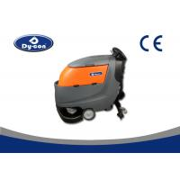 China Dycon Two Brush 1000MM Squeegee Width Floor Scrubber Dryer Machine For Tile Floor wholesale