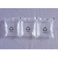 China 30 Microns 20cm Length Inflate On Demand Air Pillow Packaging wholesale