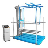 China Accurate Package Drop Testing Equipment , Carton Drop Fall  Impact Testing Machine With Ista Astm on sale