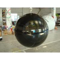 China Attractive Inflatable Giant Advertising Balloon , Decoration Inflatable Mirror Balloons wholesale