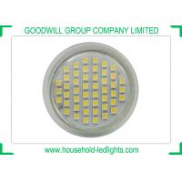 China 3W GU10 SMD3528 Indoor LED Spotlight Bulbs ROHS Standard With Optical Lens wholesale