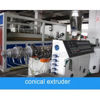 China diameter 15mm 50mm Polycop pipe and pvc pipe extrusion machine making pipe machine wholesale