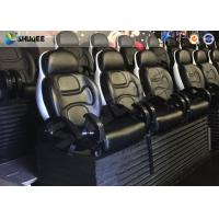 China Interactive Wonderful Viewing 5D Movie Theater Equipment For Business Center wholesale