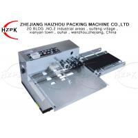 China Compact High Speed Automatic Plastic Paging Machine For Paper / Label / Card wholesale
