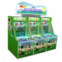 Buy cheap Factory Supplier Happy Soccer Game Kids Coin Operated Game Machine 3P Football Shooting Prize Machine from wholesalers