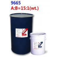 China Premium polyurethane construction adhesive 9665  for insulating glass sealing wholesale