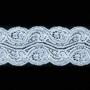 China Lace Trim for Lingeries/Feminine Clothing, Made of Nylon/Spandex wholesale
