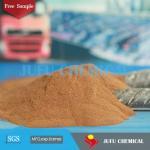 China HIgh Range Concrete Water Reducer Sodium Lignosulfonate SF-3 wholesale