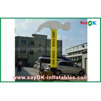 China Customized Inflatable Air Dancer / Inflatable Axe for Advertisement wholesale