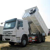 Buy cheap Howo 6x4 371hp Euro 2 Heavy Duty Dump Truck ZZ3257N3647A ISO Certification from wholesalers