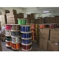 China 1.75mm / 3.0mm PLA 3D Printer Filament For Industrial Continuous Printing  25KG /roll wholesale