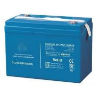 China DC200-6 Electric Sweeper 200Ah Deep Cycle Battery 30Kg Weight 306X169X220 mm wholesale