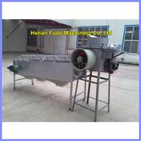 China Garlic cloves splitting and sorting machine,garlic separator and sorter wholesale