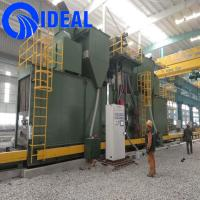 China Clean-In-Place (CIP) Cleaning Type and Electric Fuel Shot Blasting Machine From China Factory on sale