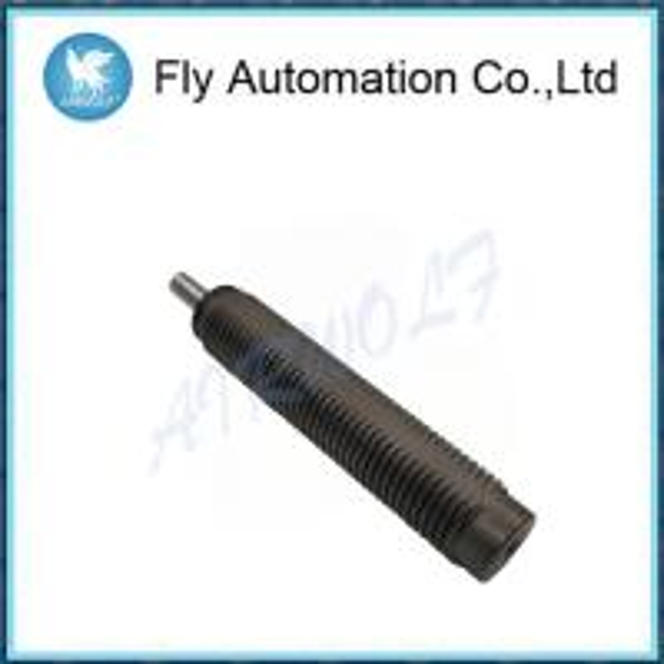 Quality Black Steel Cylinder Shock Absorber / Oil Buffer RB Series RB1412 RB1411 for sale