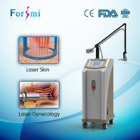 Factory offer micro fractional co2 laser beauty machine to treat skin resurfacing