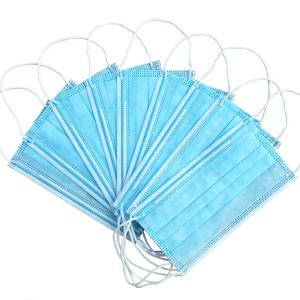 China Anti PM2.5 Non Sterile Triple Layer Earloop Face Mask wholesale