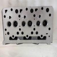 Buy cheap Kubota cylinder head D1703 OEM No 1A033 03043 aftermart parduct low price good from wholesalers
