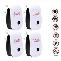 China Mosquito Killer ultrasonic insect killer Repeller Reject Rat Mouse Insect Repellent wholesale