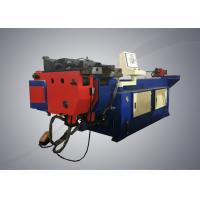 China Semi automatic tube bending machine with anti-wrinkle installation for madical bed processing on sale