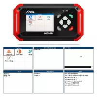 China XTOOL HD900 Heavy Duty Truck Code Reader DIAGNOSTIC TOOL KEY on sale