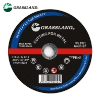 Buy cheap 115 x 3 mm Angle Abrasive Metal cutting Disc for X-LOCK grinders from wholesalers