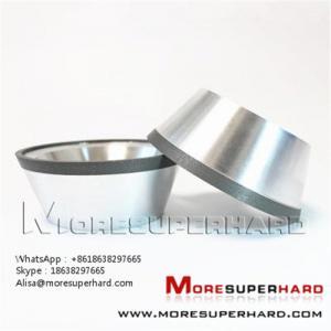 China Hybrid metal-resin diamond Wheel Alisa@moresuperhard.com wholesale