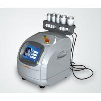 China Tripolar / Monopolar Rf Skin Tightening Vacuum Cavitation Beauty Equipment wholesale