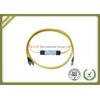 China 1 To 2 Way 4 Way 8 Way Fiber Optical Splitter Dual Window With FC UPC Connector wholesale
