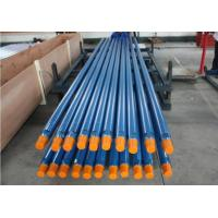 China Engineering Drilling / Mining Drill Steel Pipe High Strength Steel Material wholesale