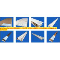 Buy cheap Perfect in workmanship wooden grain pvc laminated paneling Ceiling & sheets,wpc panel from wholesalers