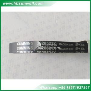 China Cummins ISM QSM M11 fan belt V ribbed belt 3805921 5413207 3028521 on sale